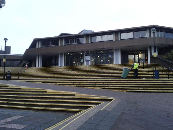 Kenrick-Library