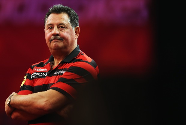 2013 Ladbrokes.com World Darts Championship - Day Six