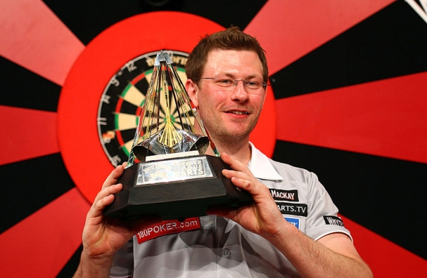 james wade 2009 pl - credit unicorn darts